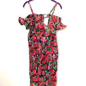 NWT ASOS Maternity size 4 Floral Dress